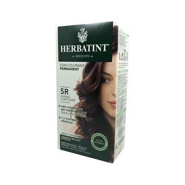 Herbatint Saç Boyası 5R Chatain Clair Cuivre - Light Copper Chestnut Kahve